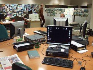 Servicio de documentación del periódico Diario de Navarra