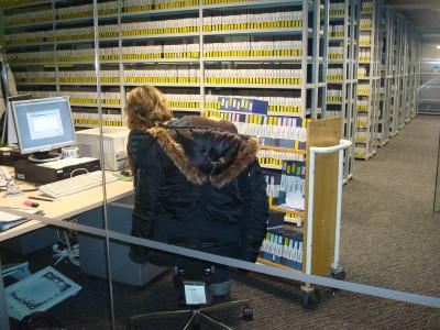 Servicio de documentación de ETB